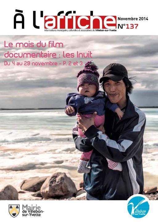 A l'affiche 137 - novembre 2014